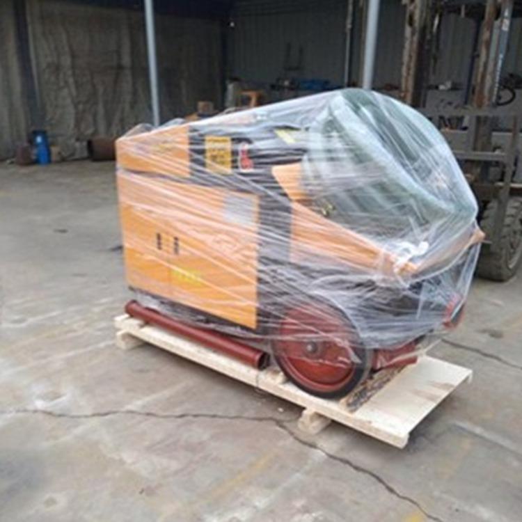 承德小型混凝土输送泵生产商 30米卧式二次结构浇筑泵