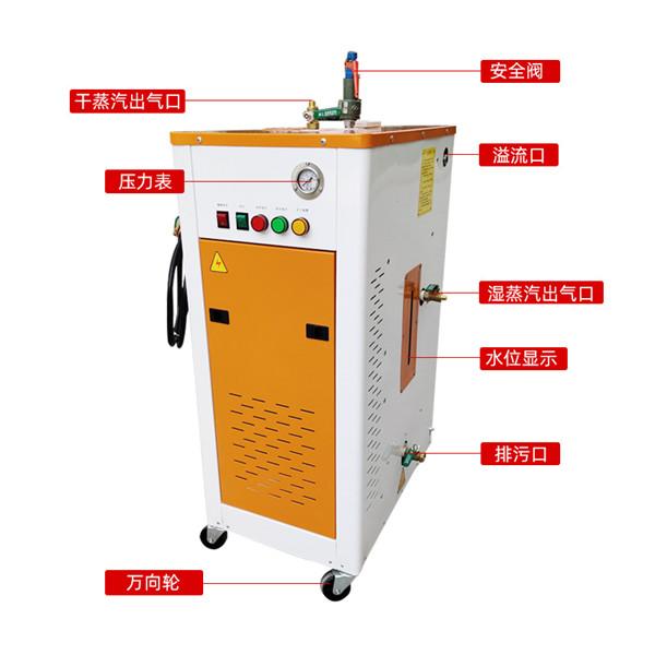 衡水市36KW电加热蒸汽爆发器经久耐用