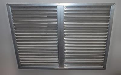 铝合金电动百叶窗