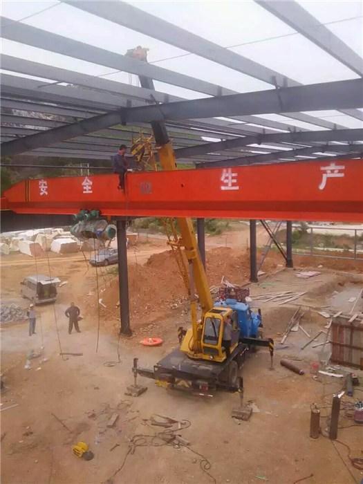 黔东南三穗50吨起重机航吊,5吨电动航车