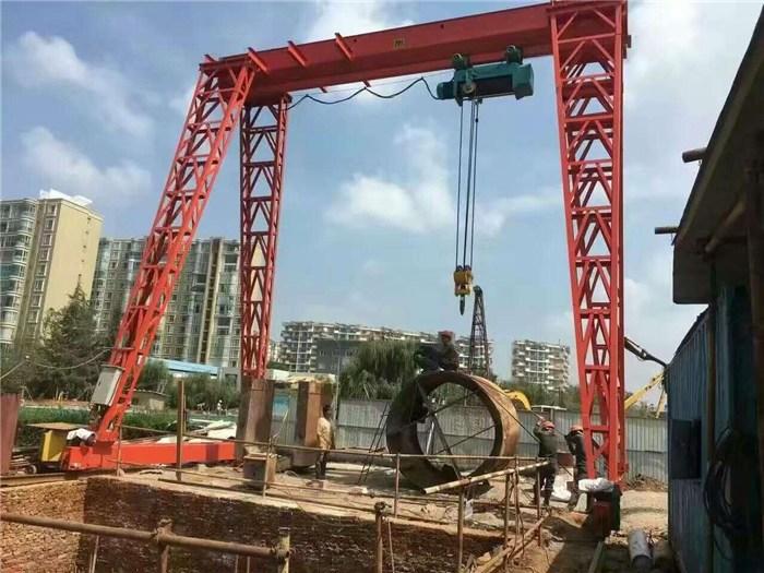 商丘虞城80吨行吊天车,32吨电动航吊