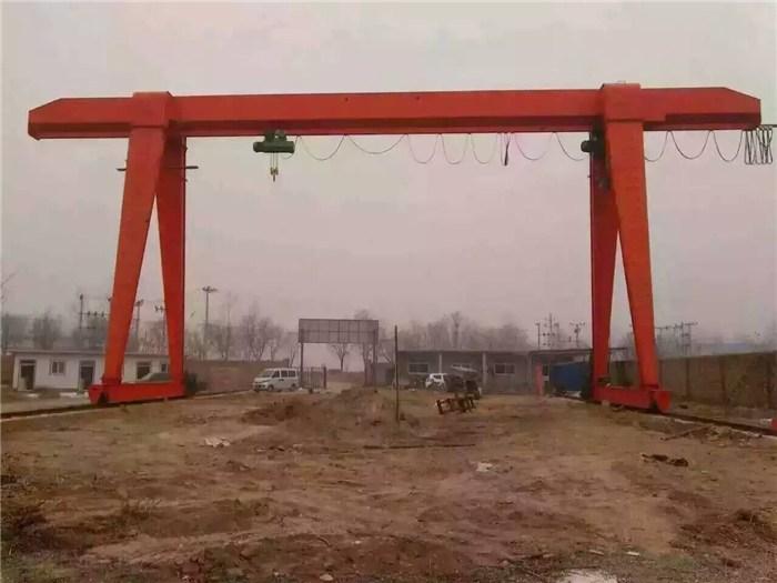哈尔滨木兰10顿航吊订做,32t行车厂家