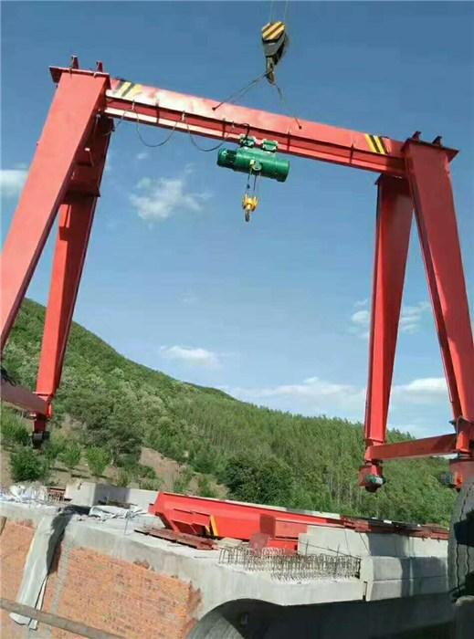 来宾忻城三吨行车订做,2顿落地行车