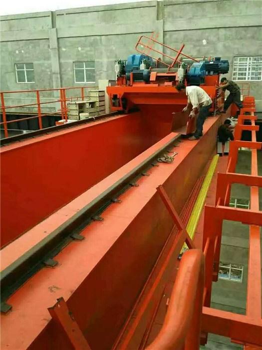 珠海金湾2顿行车定做,5吨轨道行车