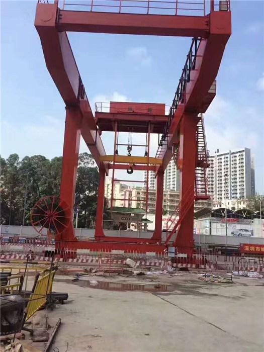 淄博张店2顿航车生产企业,80吨航车厂家