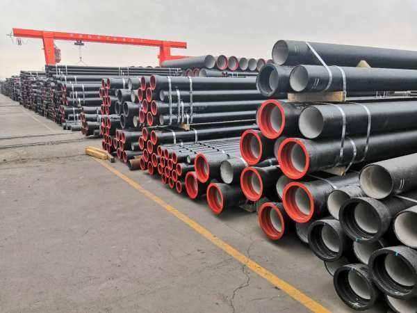 梧州市DN400球墨铸铁管生产厂家