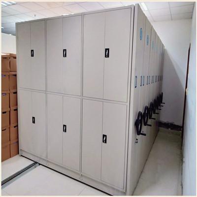 九台档案资料室密集柜榜上有名