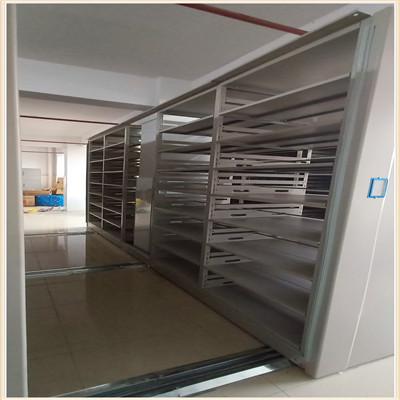 大荔综合档案室密集柜钢制