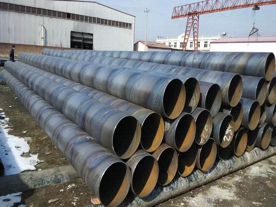 大同3800*19螺旋焊管組圖