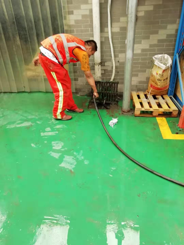 杭州西湖区灵隐街道雨水管道清洗服务
