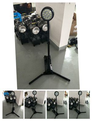 KLE512A 手提式磁吸探照灯KLE512A