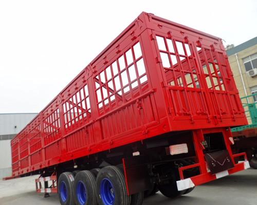 13米仓栏挂车价格陇南出口说明