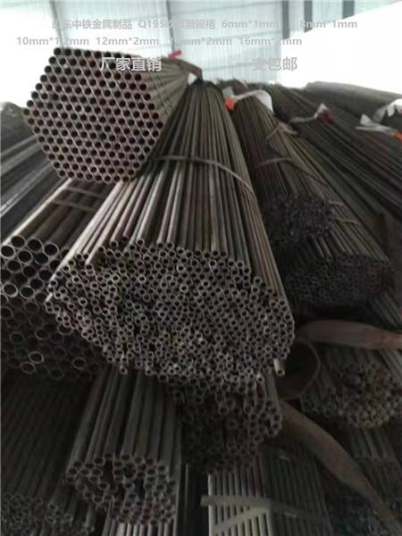 阳江镀锌方管供应商