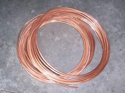 崇左T2紫銅管8*1空調管廠家批發