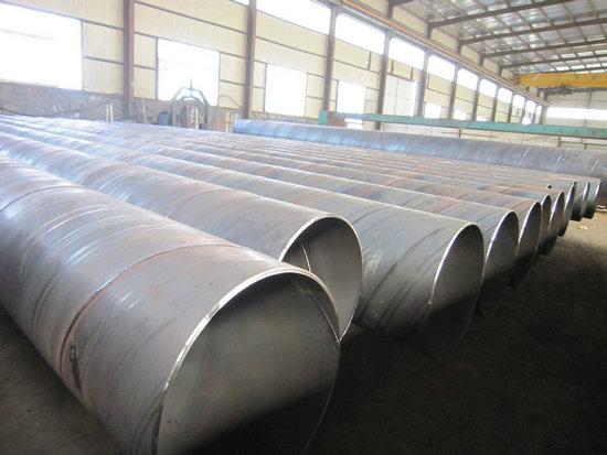 现货供应江西1120mm螺旋焊接钢管