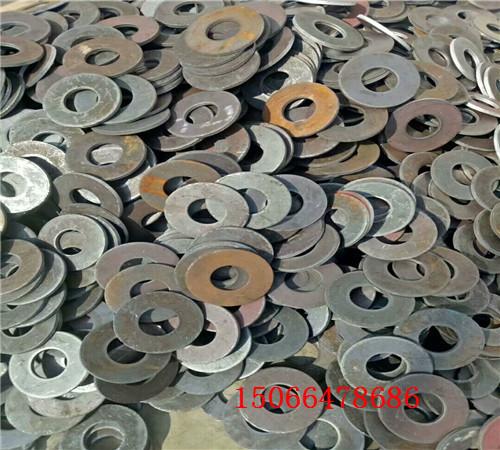 开平板法兰毛片-生产 金属拉伸异形件可定制
