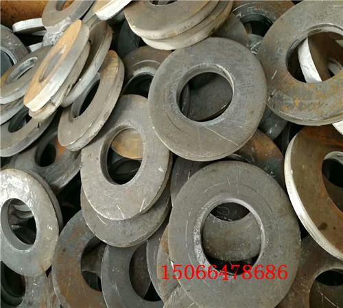 湖北随州套管固定板 套管防水法兰生产