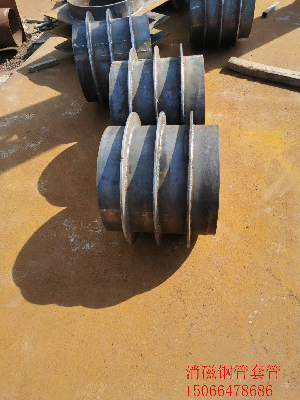 四川省甘孜DN100镀锌消磁管 DN150消磁不锈钢管生产厂家