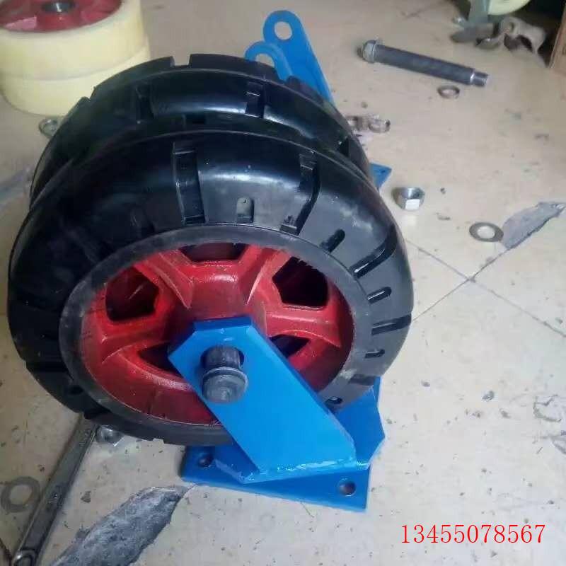 江西省万向重型脚轮 重型缓冲万向脚轮——详情