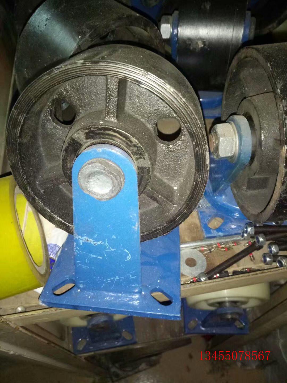云南省重型工业双轮脚轮 重型万向脚轮欢迎
