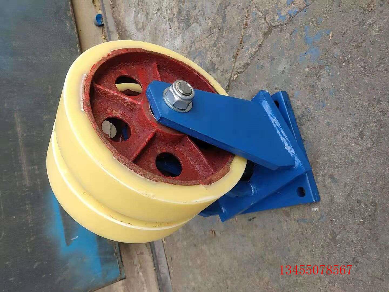 北京超重型定向轮 重型工业橡胶脚轮专注