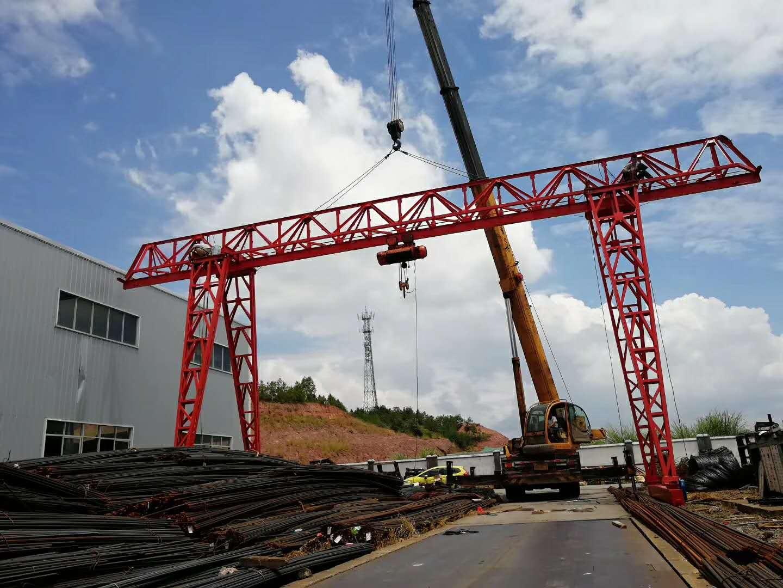 航吊拆装公,30米架桥机功率,天车转干