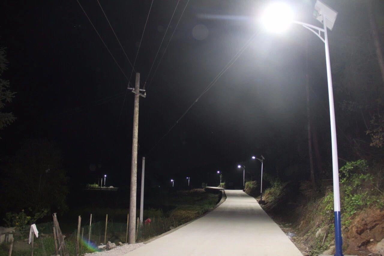 山东莱芜太阳能路灯厂家