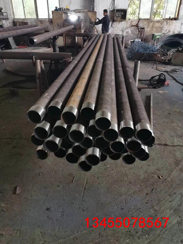 铁岭DN60镀锌钢管套丝 80无缝预留套管