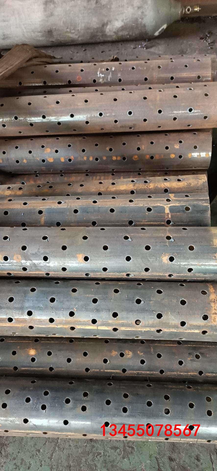 套丝管箍124钢管护筒 480钢性护筒车丝打孔轧尖