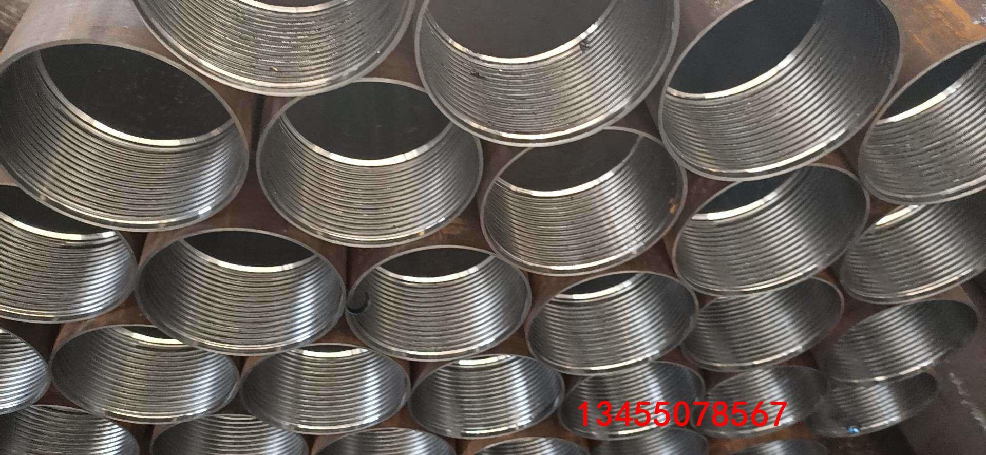 169钢管护筒(欢迎)钢管套丝连接参数