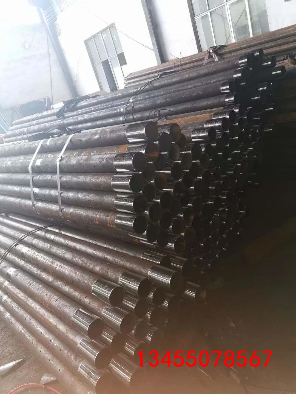套丝管箍矿用丝扣钢管 钢管丝扣连接欢迎你!