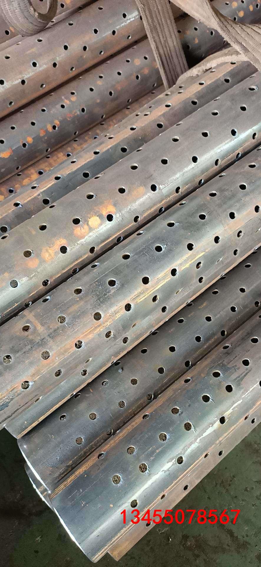 169钢管护筒「厂家」 108钢管车丝花管打孔加工