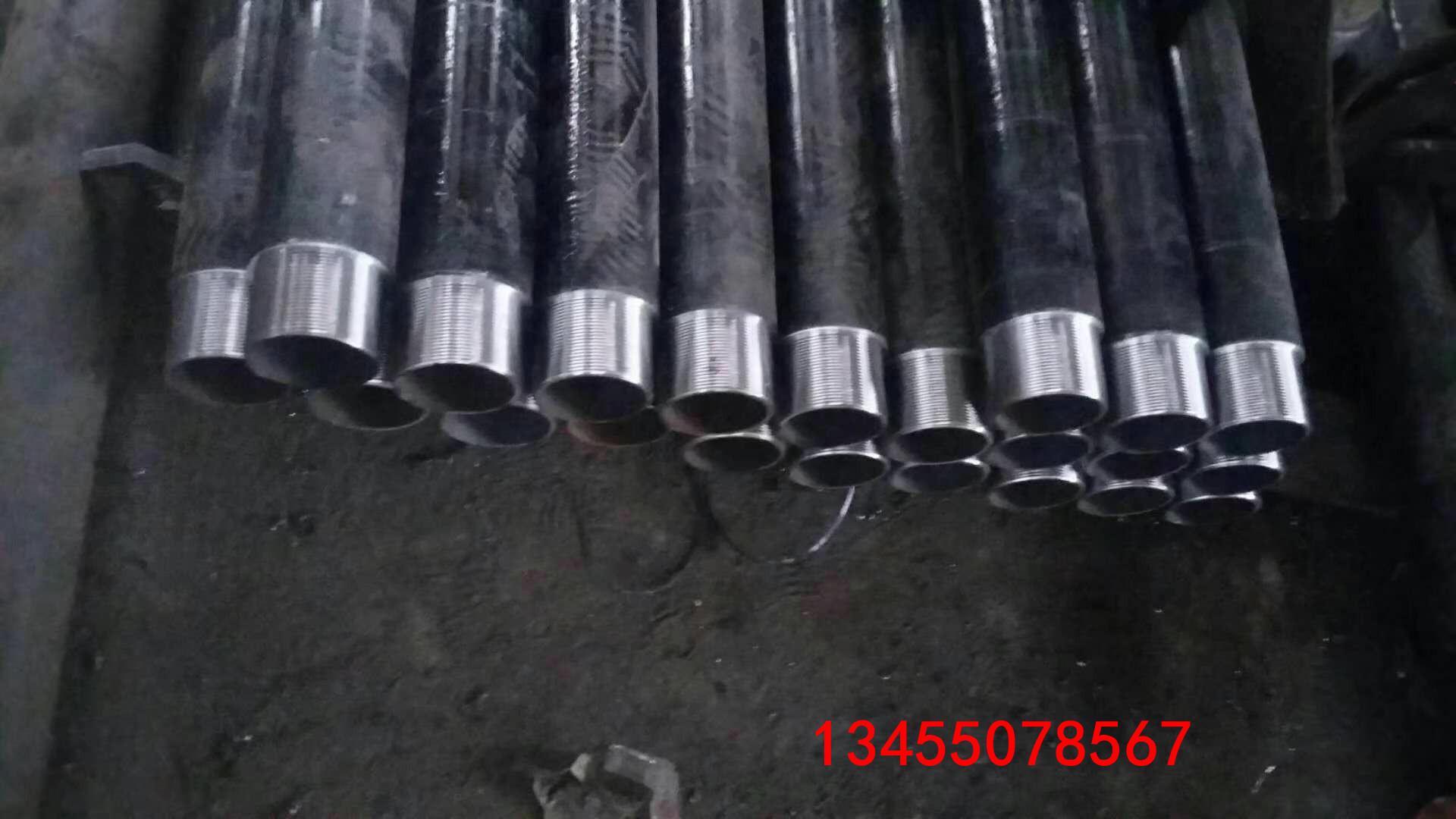 套丝无缝管219钢管车丝 2寸矿用丝扣钢管正反车丝