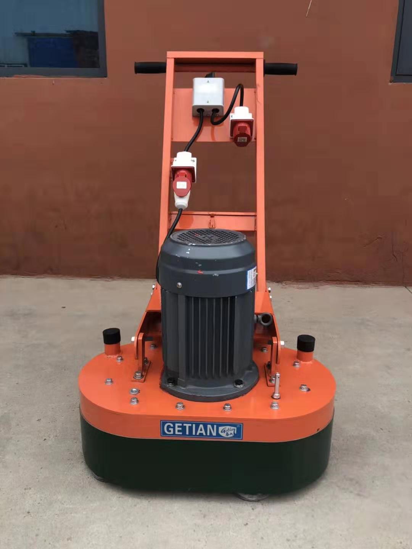黑龙江铁力环氧地坪打磨机:混凝土路面打磨机