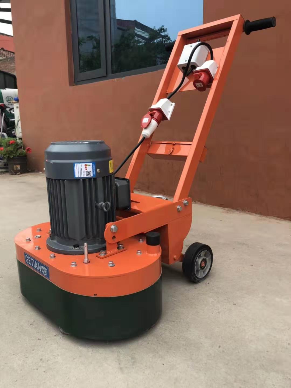黑龙江虎林水泥地面无尘打磨机:混凝土地面研磨机