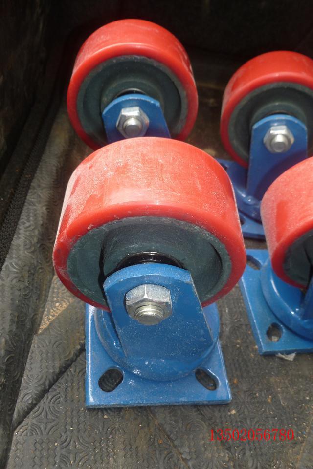 郑州市重型充气脚轮