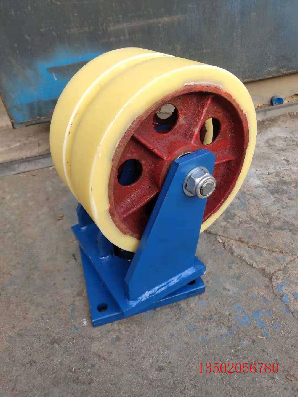 铁芯橡胶转向重型脚轮厂家优选 超重型刹车万向脚轮厂家新闻