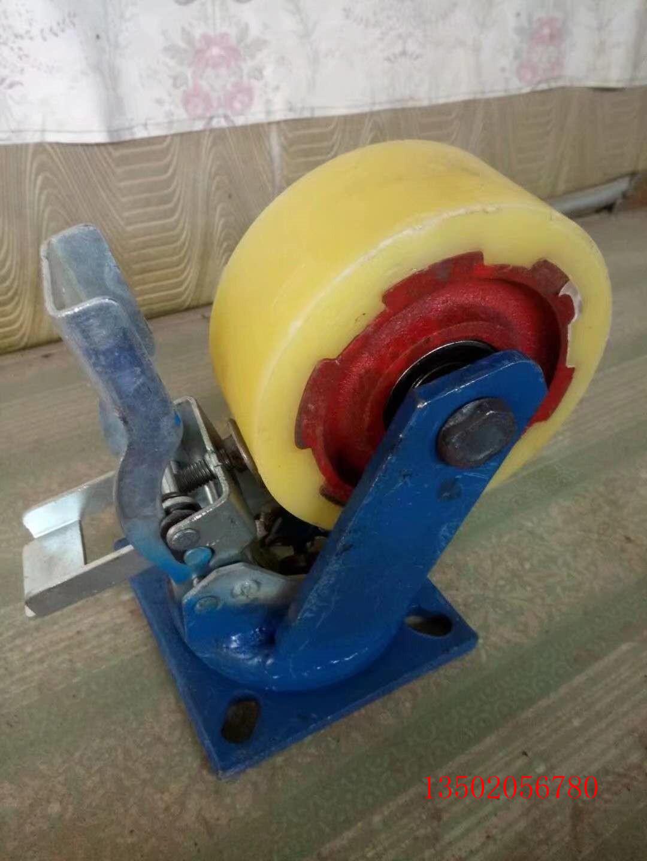 哈密双轮重型万向轮 超重型工业橡胶充气万向脚轮介绍,欢迎您!