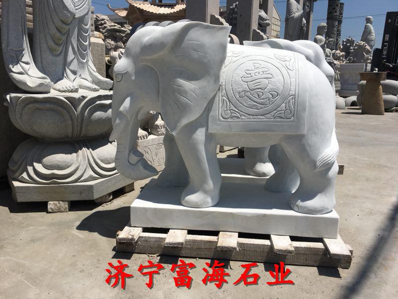 梅河口石雕大象价格陵园牌楼服务至上-业务面向全国