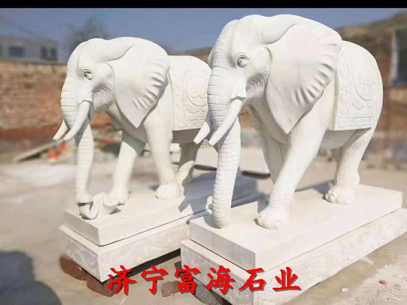 福州石雕大象厂家石牌坊厂家哪家好-业务面向全国