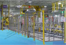 协作机器人预警 智能围栏-TROAX围栏防护系列