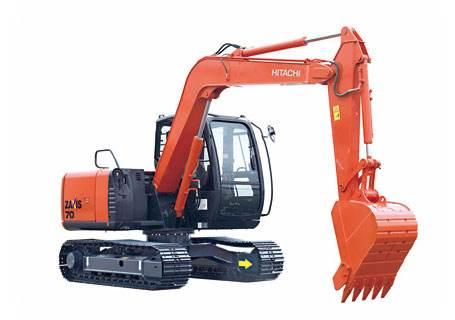 哈密日立挖掘机ZX200-5G#公司性能稳定
