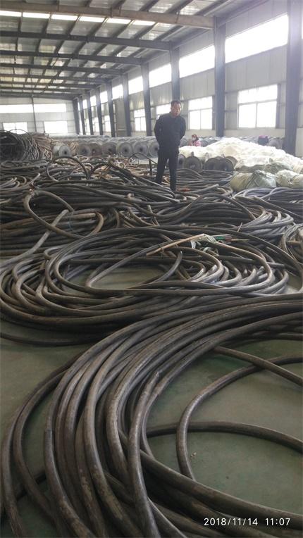 海宁回收低压电缆线/回收电缆线企业