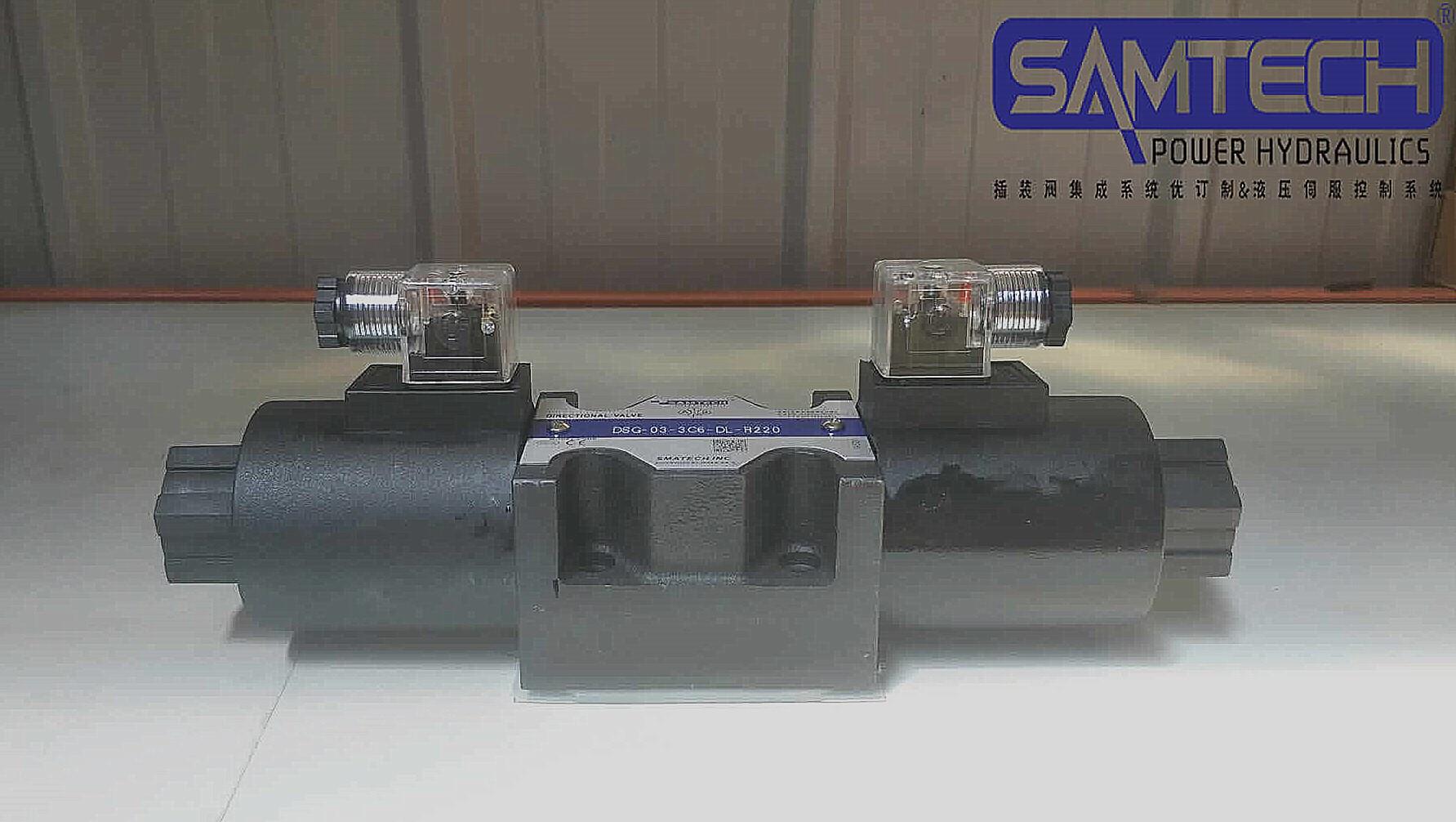 電磁閥油研系列DSG-03-3C6