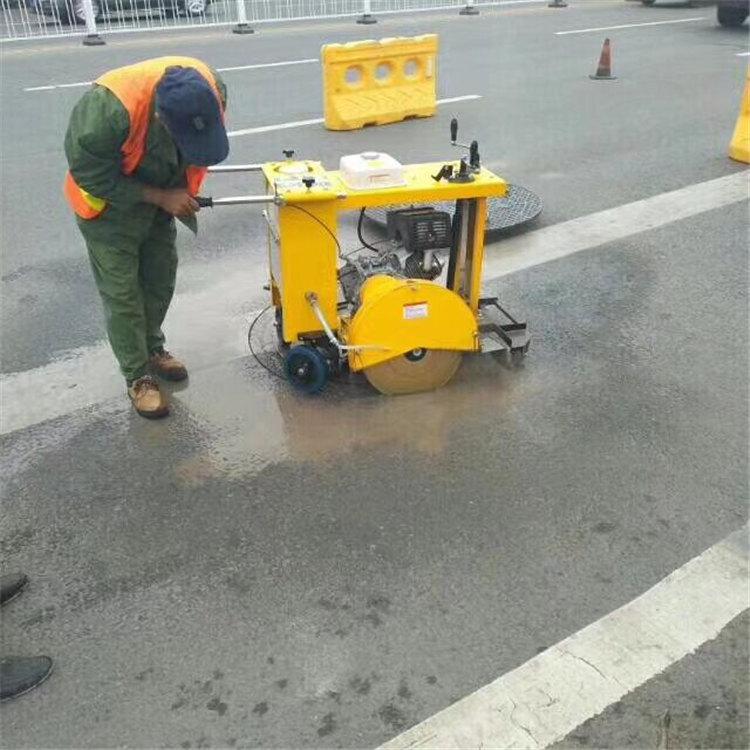 今日报价:邯郸汽油1.2米窖井盖切割机-井盖切割器圆形井盖切割机
