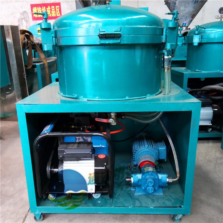 自动百叶滤油机 食用油百叶滤油机 油坊多功能滤油机通合厂家