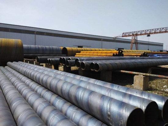 麗江610螺旋焊管批發