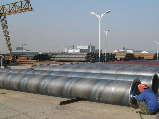 产品简介唐山直径3400*27螺旋钢管
