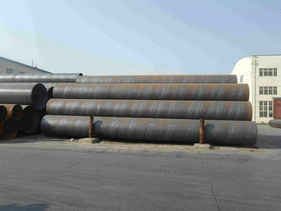 四川給水用350螺旋管生產標準