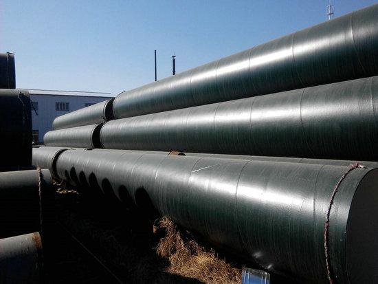 通化直徑1500*9螺旋焊接鋼管現貨供應